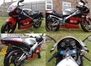 Aprilia RS125 cc With Extras