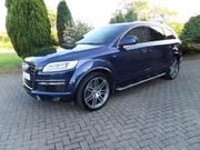 Audi Q7 Audi Q7 S Line 3.0TDI Quattro,  TOP SPEC - LEATHER