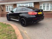 2008 Bmw BMW X6 xDrive 35d BLACK **FULLY LOADED** HPI Clear