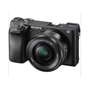 Sony a6300 Mirrorless Digital Camera + 16-50mm Lens