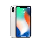 Apple iPhone X 64GB Silver-New-Original, Unloc