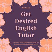 Online English Tutoring UK