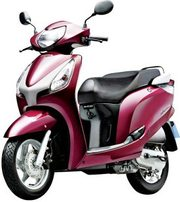 New Honda Aviator Price – New Gearless Scooter 2009